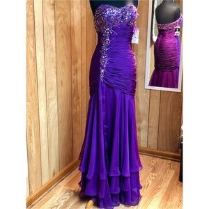 Pageant Dress/ Prom Dress/ Formal Gown